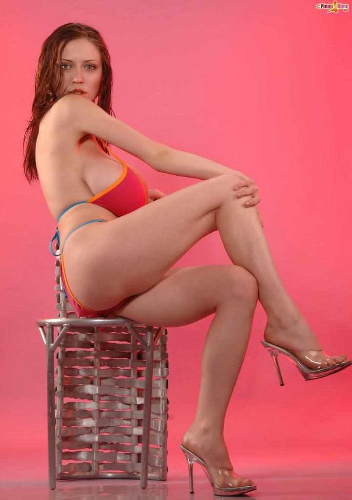 Anya Zenkova - In A Tiny Tight Bikini-1269