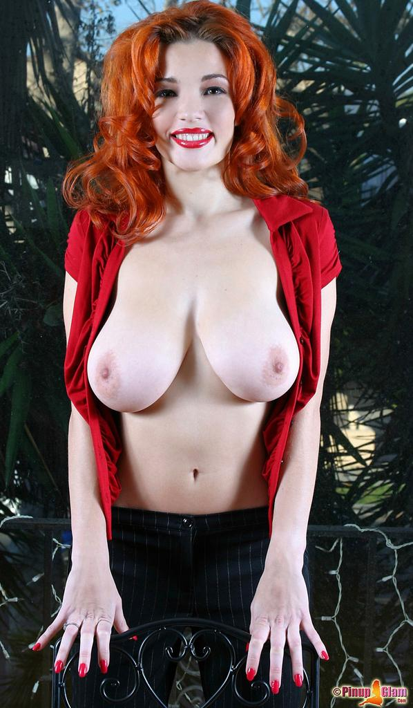 Danielle riley pinup